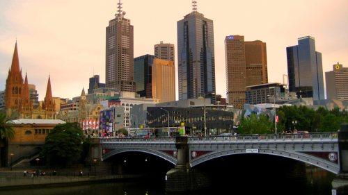 melbourne-skyline-australia