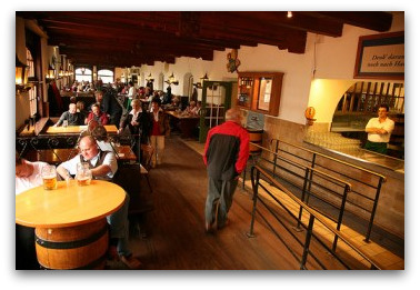 andechs-beerhall