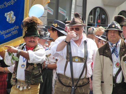 bavarian-parade