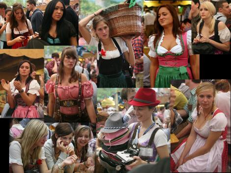 dirndl-girls