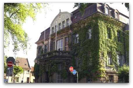 erlangen-old-university-library-germany