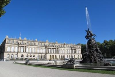 herrenchiemsee-palace
