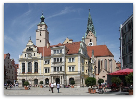 ingolstadt-germany-town-hall