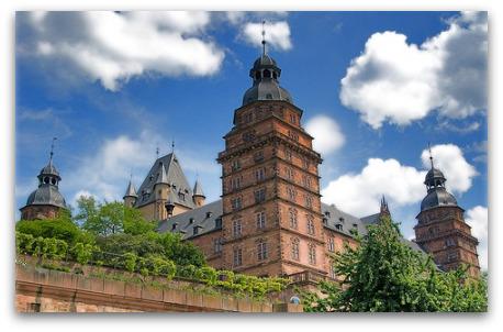 johannisburg-aschaffenburg-germany