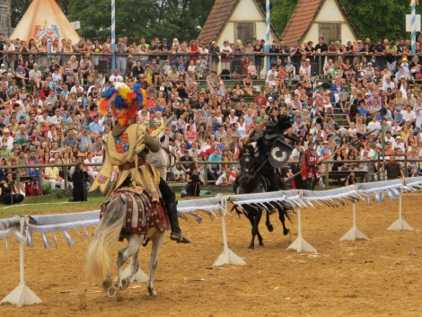 jousting-contest