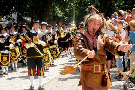 kaltenberg-parade