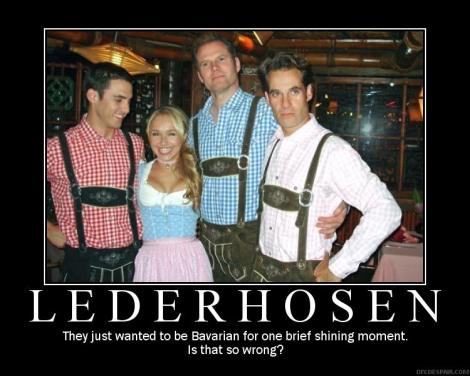 lederhosen germany