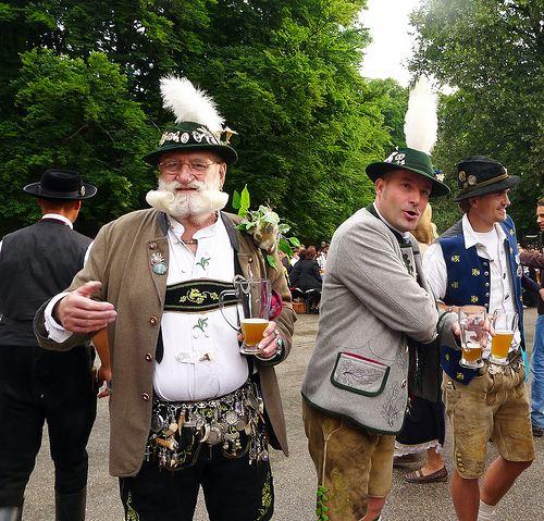 Kocherlball A Munich Tradition