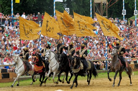 mongol hordes