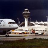 munich airport link