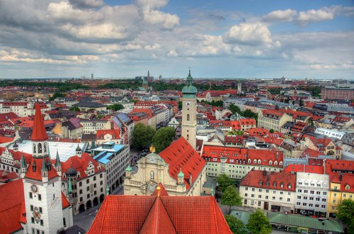7 Tourist Attractions in Munich That Will Blow Your Mind – Munich Tourist Attractions Map