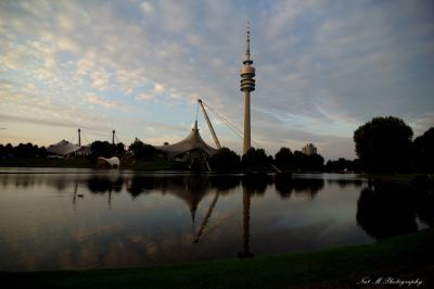 Munich-Olympia-Park