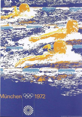 munich-olympics-poster-swimming
