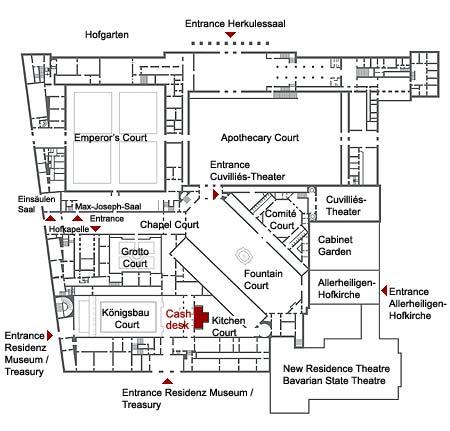 munich-residenz-plan