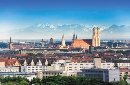 Munich is a magnificent city...