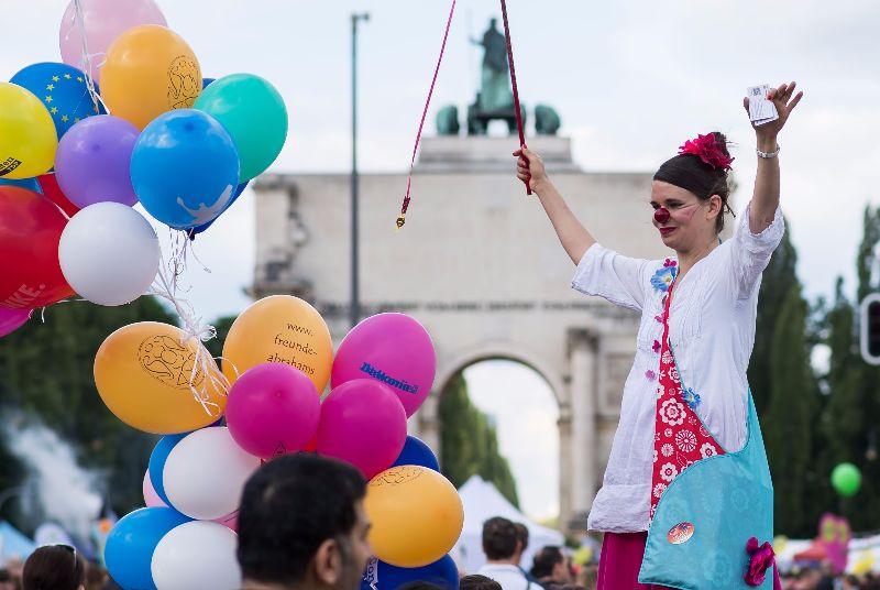 Munich-streetlife-festival-performer