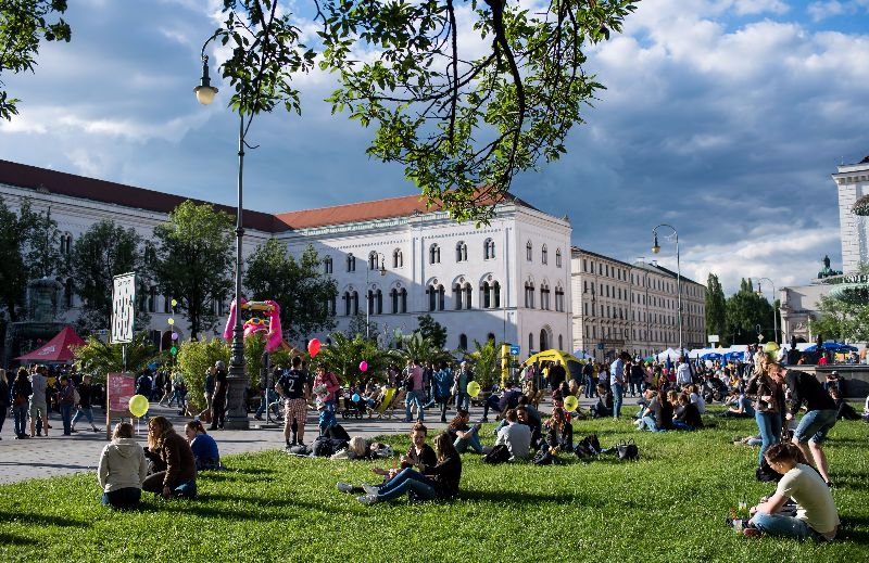 Munich-streetlife-festival-university