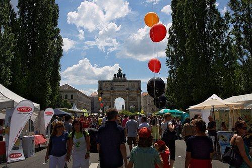 munich streetlife festival