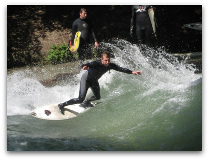 Surfer munich