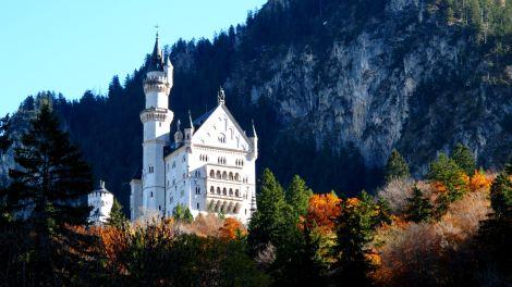 neuschwanstein castle photos