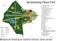 nymphenburg-map-munich