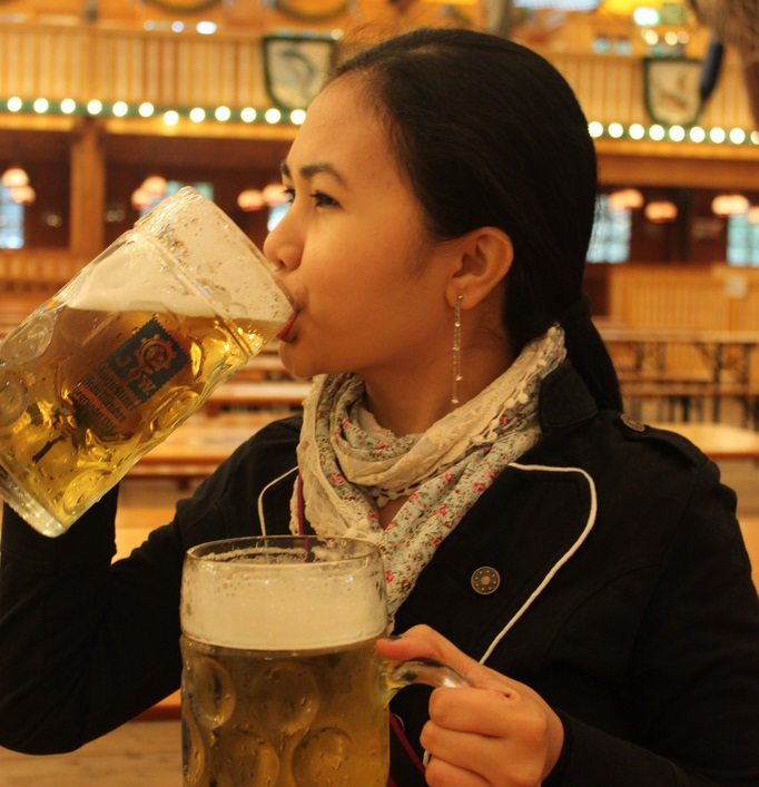 oktoberfest beer pace yourself