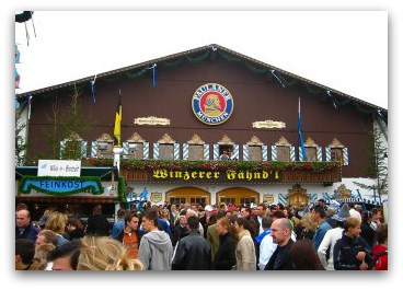 oktoberfest-beertent-paulaner & Oktoberfest tent guide - an illustrated look at the beer tents at ...