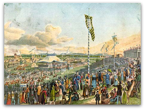 Oktoberfest History The Festival Through The Ages