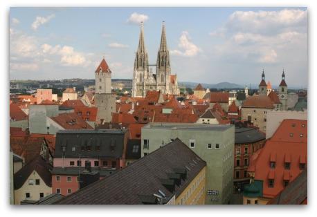 regensburg-bavaria-skyline