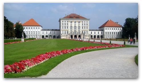 nymphenburg palace pictures. Black Bedroom Furniture Sets. Home Design Ideas
