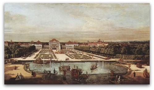 schloss-nymphenburg-painting
