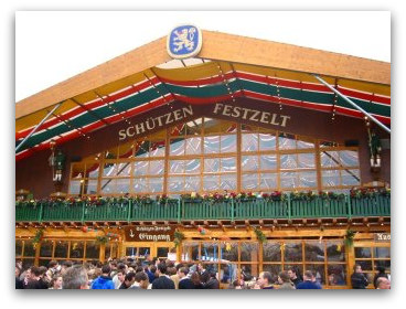 schutzen-festzelt-munich-oktoberfest-tent & Oktoberfest tent guide - an illustrated look at the beer tents at ...