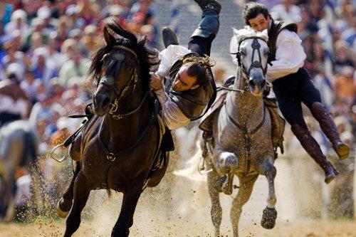 stunt-riders