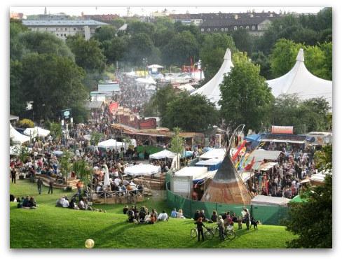Tollwood Munich S Big Summer Fiesta