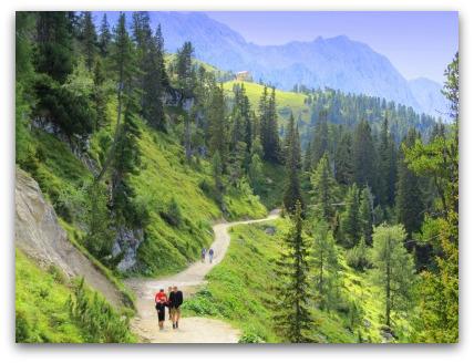 trekking-in-the-alps