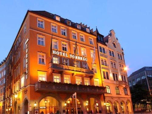 Hotel-Torbrau