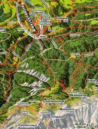 map-garmisch-hiking