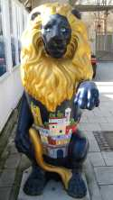munich lion