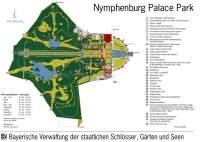 nymphenburg-map-munich