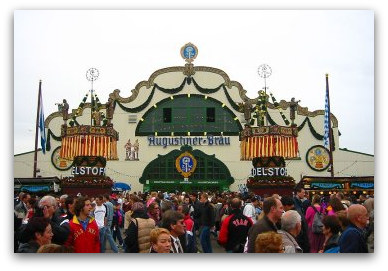 oktoberfest-beer-tent-augustiner & Oktoberfest tent guide - an illustrated look at the beer tents at ...