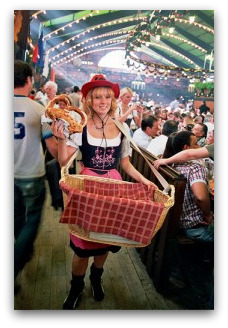 Oktoberfest tent guide  sc 1 st  Destination Munich & Oktoberfest tent guide - an illustrated look at the beer tents at ...