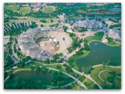 olympiapark-arial
