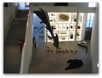 Pinakothek der Moderne design