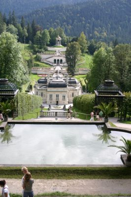 schloss linderhof germany