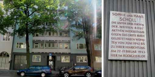 scholl-house-munich