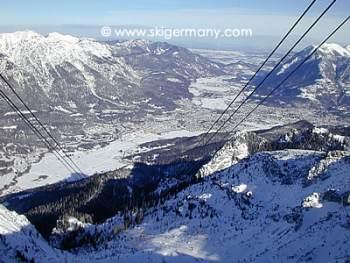 skiing-in-garmisch