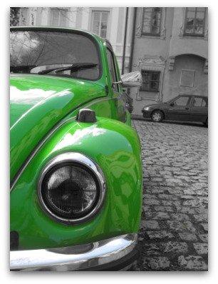 green-volkswagen-beetle-in-germany